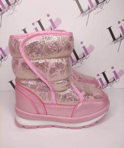 bērnu ziemas apavi, meiteņu ziemas zābaki, apavu veikals bērniem