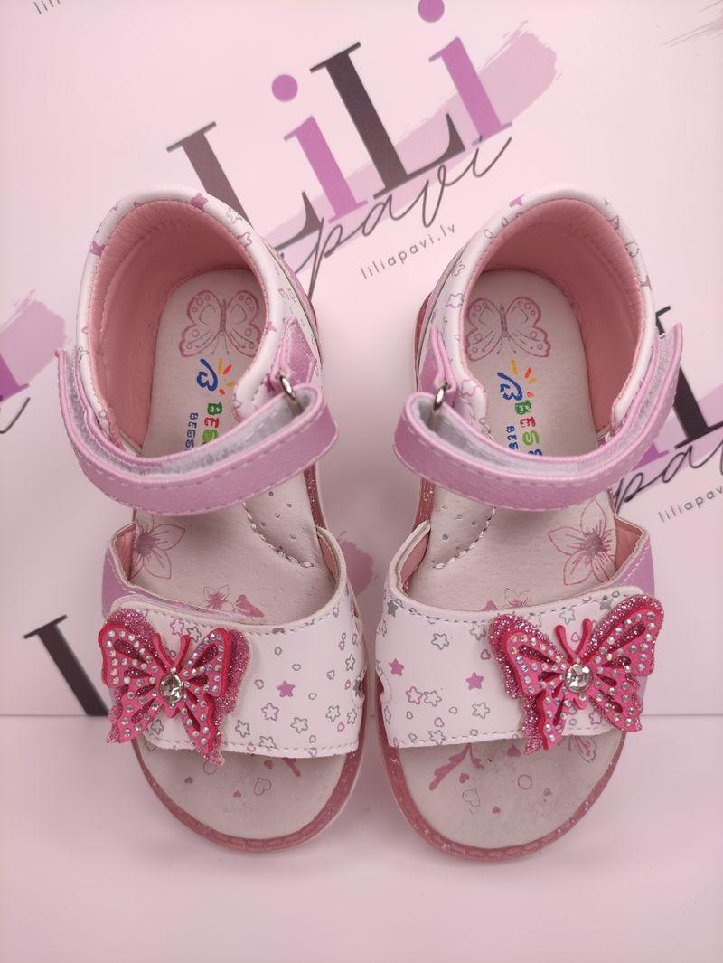 apavi bērniem, bērnu apavi, meiteņu sandales, sandales meitenēm