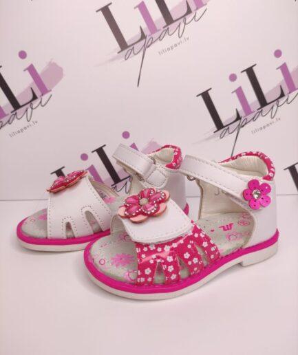 meiteņu sandales, lēti bērnu apavi internetā, apavi online, liliapavi