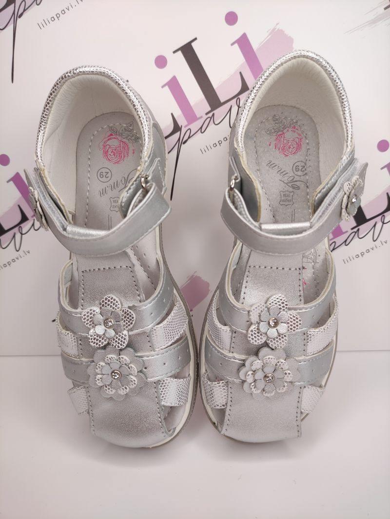 bērnu kurpes, bērnu botas, meiteņu sandales