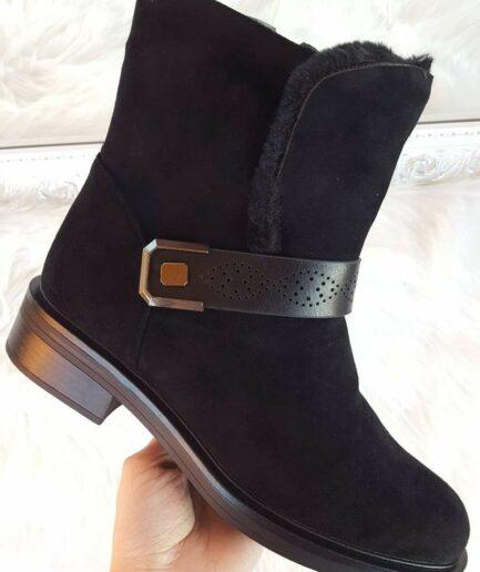 sieviešu ziemas puszābaki, lēti apavi, apavi online, liliapavi