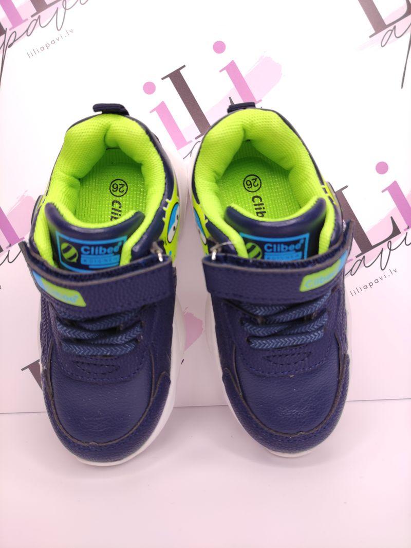 clibee apavi, zēnu apavi, apavi, cena, apavi internetā