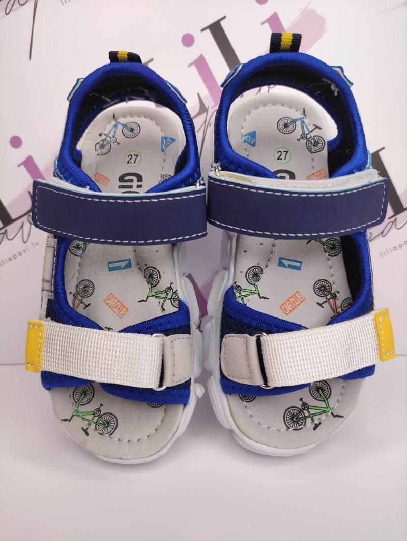 zēnu sandales, apavi bērniem, liliapavi, apavi online