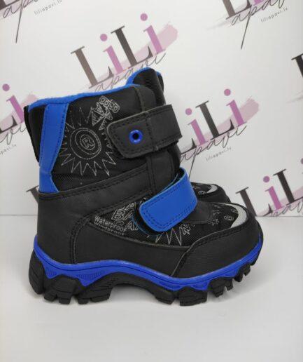 zēnu ziemas zābaki, apavi bērniem, ziemas zābaki, apavi online, liliapavi