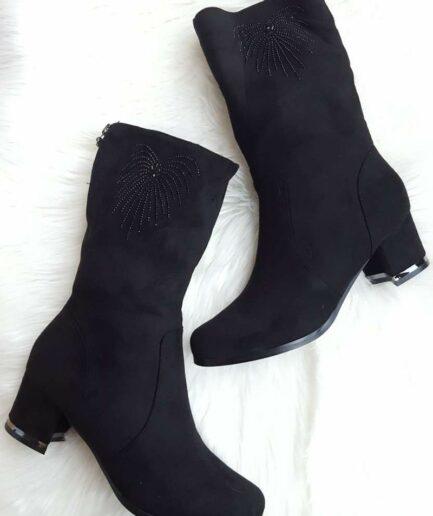 sieviešu ziemas zābaki, sieviešu puszābaki, stilīgie apavi, apavi