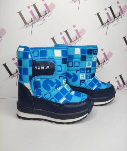 tom.m zēnu ziemas apavi, zābaki bērniem, apavi online, liliapavi