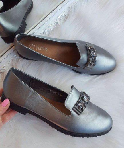 sieviešu balerīnas, sieviešu apavi internetā, apavi online, purlina balerīnas, lēti apavi, lili apavi,