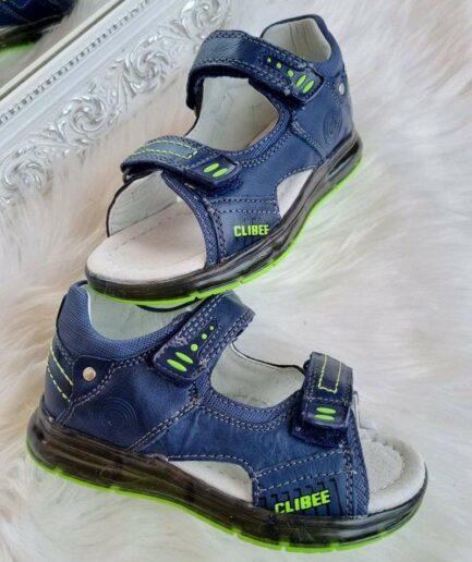 zēnu sandales ar gaismiņām, bērnu apavi , bērnu apavi internetā, apavi liliapavi,