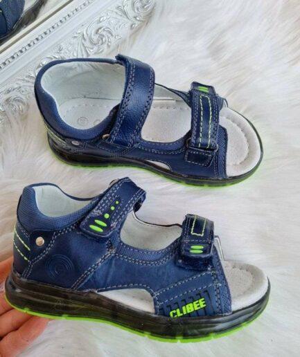 zēnu sandales ar gaismiņām, bērnu apavi, apavi bērniem, apavi ar lampiņām,