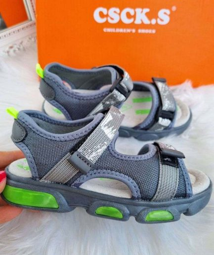 bērnu apavi, apavi bērniem, sandales ar led gaismiņām, apavi bērniem internetā, sandales bērniem,