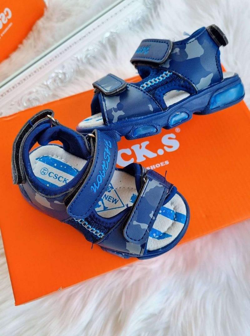 bērnu apavi, apavi bērniem, zēnu sandales ar led gaismiņām, sandales zēniem, apavi bērniem internetā, apavi liliapavi,