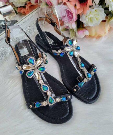 sieviešu sandales ar spīdumiem, sandales sievietēm, vasaras apavi sievietēm internetā, apavi internetā sievietēm,