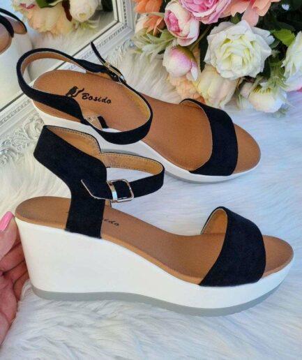 sandales uz platformas, sieviešu apavi vasarai, vasaras apavi, sandales sievietēm, apavi online,