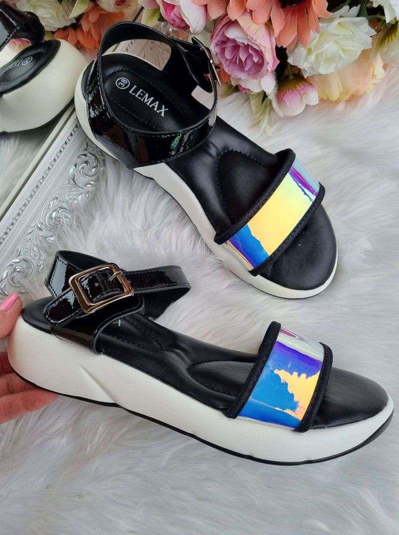 sieviešu sandales, hameleona krāsas sandales, sieviešu apavi internetā, vasaras apavi sievietēm,