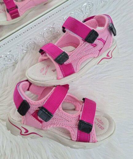 meiteņu sporta sandales, sandales meitenēm, lēti bērnu apavi internetā, apavi liliapavi,