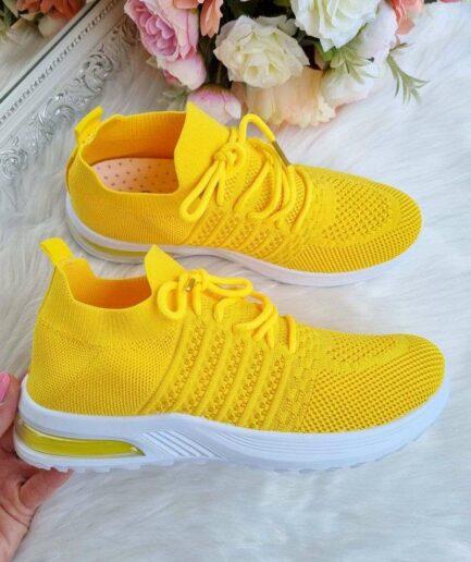 dzelteni brīvā laika apavi. sieviešu botas, dzeltenas botas, sieviešu apavi internetā, apavi brīvajam laikam,