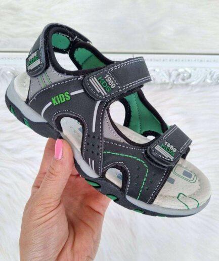 puiku sandales, zēnu sandales, apavi bērniem internetā, bērnu apavi,