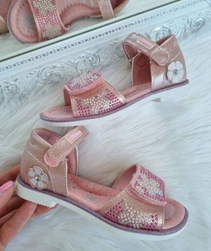 Sandales meitenēm, meiteņu sandales, clibee apavi, apavi bērniem internetā, bērnu apavi, apavi-liliapavi,