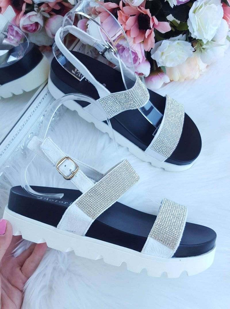 sandales uz biezas zoles, sieviešu apavi, apavi sievietēm internetā,