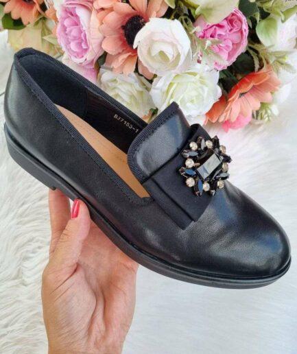 purlina balerīnas, melnas rudens kurpes, sieviešu laiviņas, sieviešu apavi interneta veikals, apavi internetā sievietēm, apavi sievietēm,