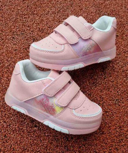 meiteņu botes ar LED gaismiņām, apavi bērniem, brīvā laika apavi bērniem, stilīgas meiteņu kedas, apavi ar lampiņām,