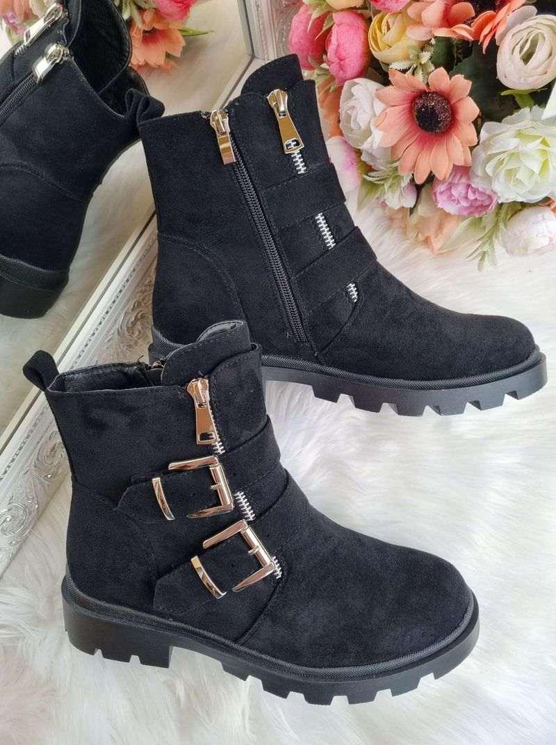 rudens puszābaki, sieviešu rudens apavi, apavi sievietēm, melni sieviešu zābaki, apavi internetā, liliapavi ,li