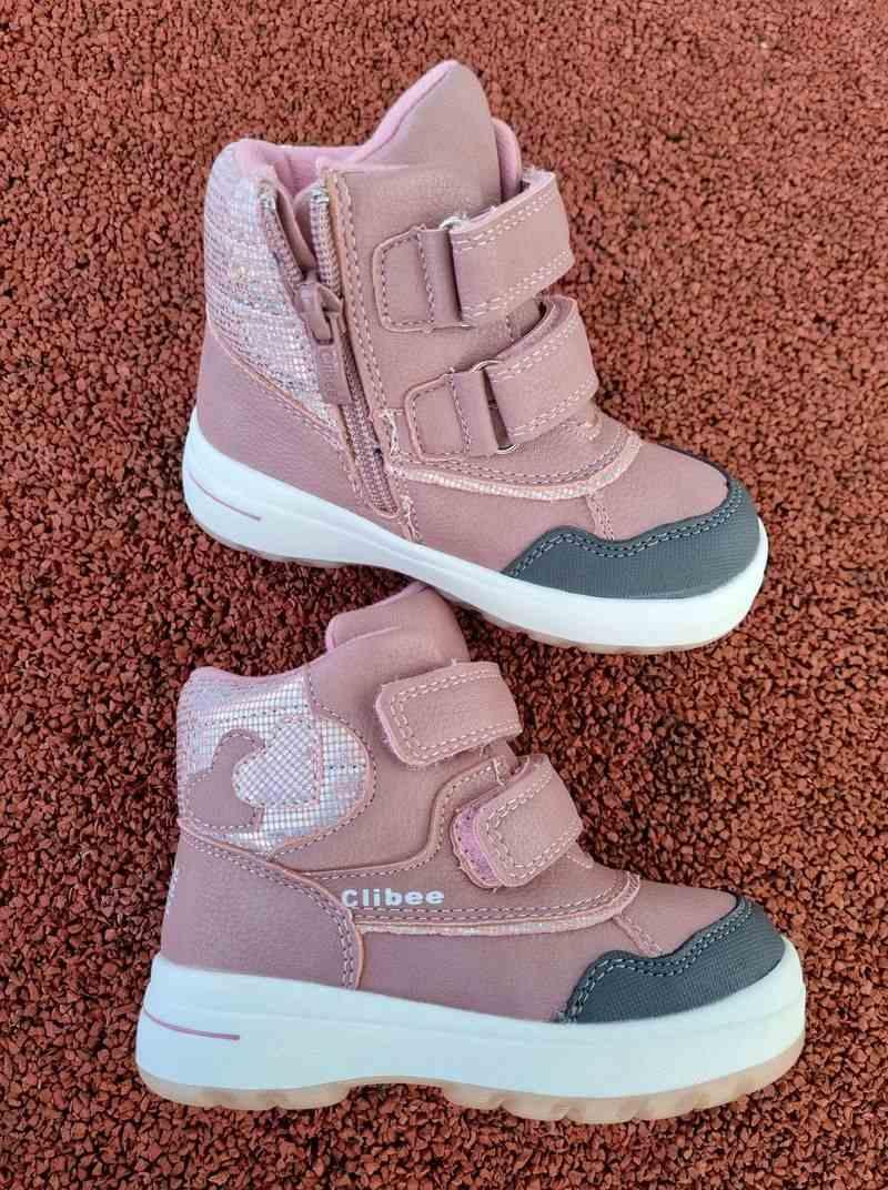 ziemas zābaki meitenēm, clibee apavi bērniem, apavi bērniem internetā, bērnu apavi ziemai, meiteņu ziemas zābaki mazie izmēri, liliapavi bērnu apavi,